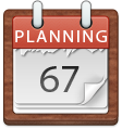 Planning Bas-Rhin 67