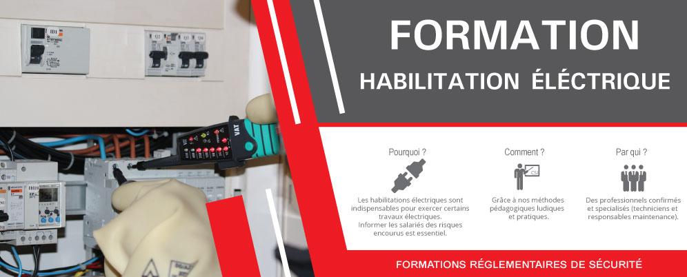 Formation Habilitations électriques Strasbourget Colmar